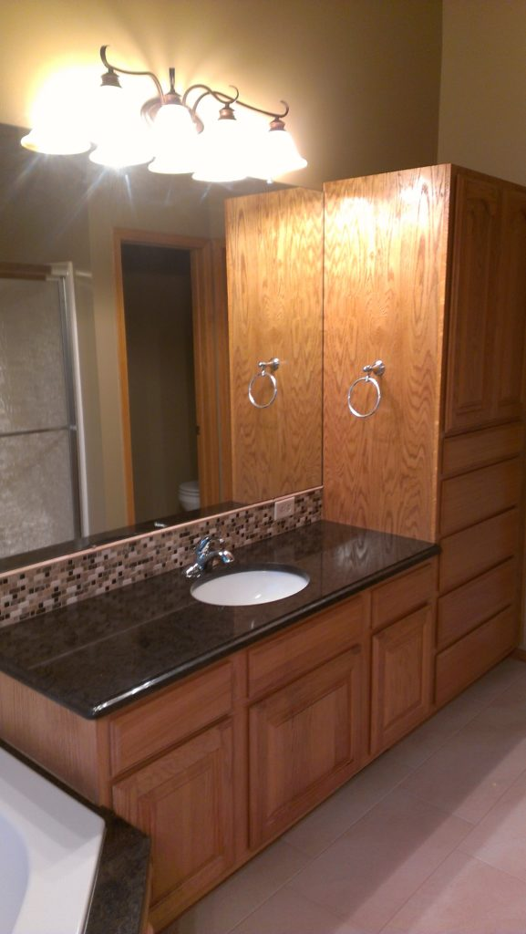 Bathroom Remodeling Wichita KS All Seasons Construction Beauteous Bathroom Remodeling Wichita Ks